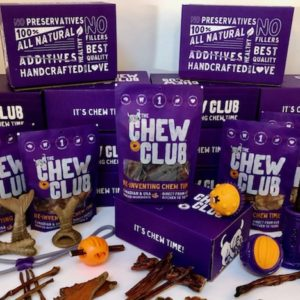 The Chew Club Subscription #2