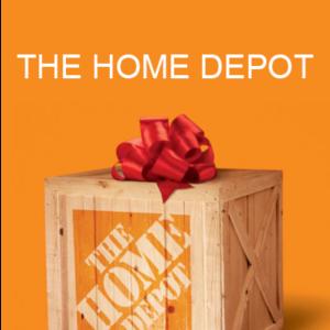 $250 Home Depot Gift Card