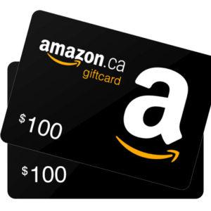 $200 Amazon Gift Card #1
