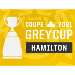 2 Tickets to Grey Cup